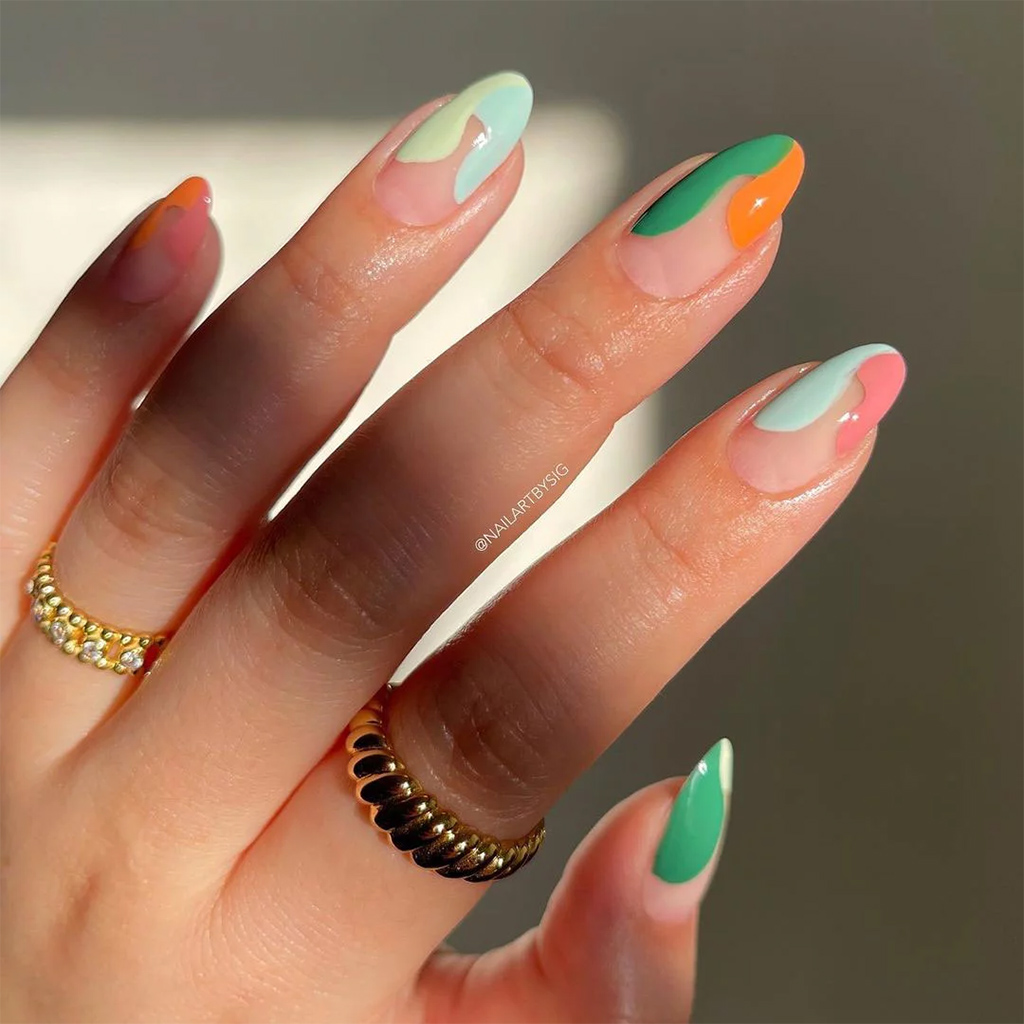 Top Gel Colors That Match Your Outfits